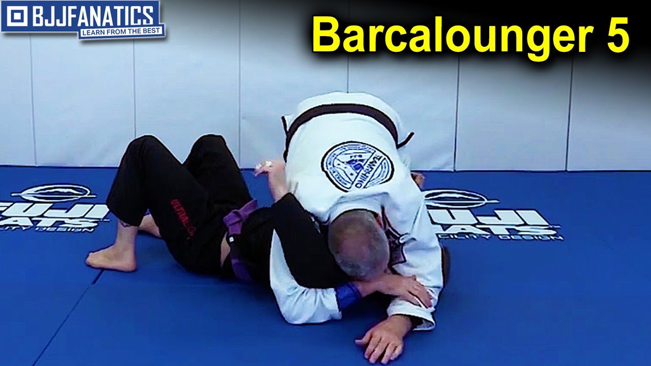 Reverse Armbar From Side Control by Keith Owen