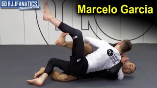 Shoulder Clamp Sweep When The Opponent Tripods by Marcelo Garcia