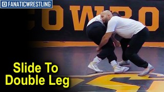Over-Under To Double Leg by Zack Esposito