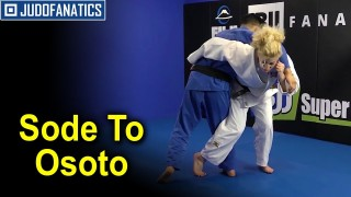 Sode to Osoto by Kayla Harrison