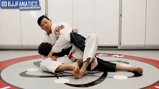 Submissions Body Compression if they Hook the Leg to try to Take the Back by Henry Akins
