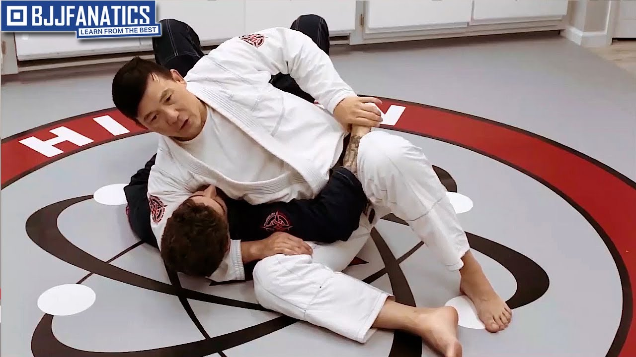 Submissions Wrist Lock on Straight Wrist Fist Defense by Henry Akins