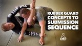 Super Effective Rubber Guard Submission Sequence