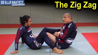 The Zig Zag For More Powerful Leg Locks by Gokor Chivichyan