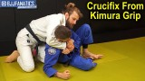 Crucifix From Kimura Grip by Adam Wardzinski