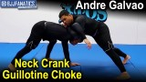 Neck Crank Guillotine Choke by Andre Galvao