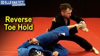 Reverse Toe Hold by Kristian Woodmansee