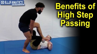 Benefits of High Step Passing by Mike Perez