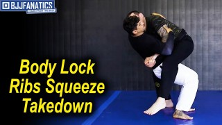 Body Lock Ribs Squeeze Takedown by Joao Assis