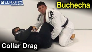 "Collar Drag – BJJ Techniques by Marcus ""Buchecha"" Almeida"