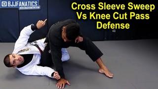 Cross Sleeve Sweep Vs Knee Cut Pass Defense Variation by Thomas Lisboa
