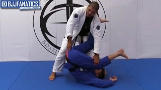 Crucifix Counter to Squid Guard by Andre Galvao