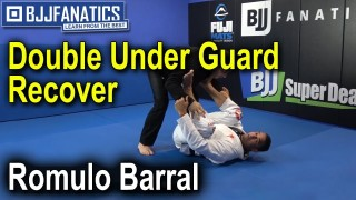 Double Under Guard Recovery by Romulo Barral