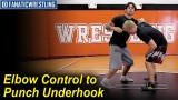 Elbow Control to Punch Underhook by Sean Russell