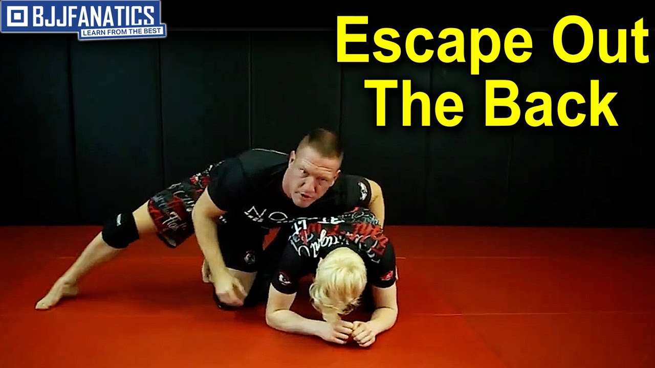 Escape Out the Back from Troy Manning