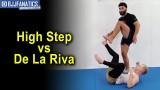High Step vs De La Riva by Mike Perez