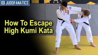 How To Escape High Kumi Kata by Loic Pietri