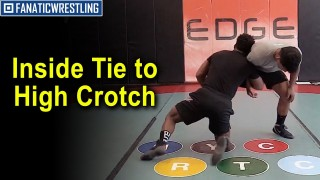 Inside Tie to High Crotch by Frank Chamizo