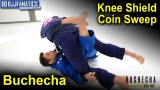 Knee Shield Coin Sweep by Marcus Buchecha