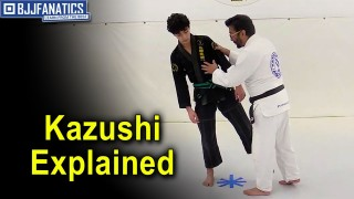 Kuzushi The Principle Of Off Balancing – BJJ Basics by Fernando Yamasaki