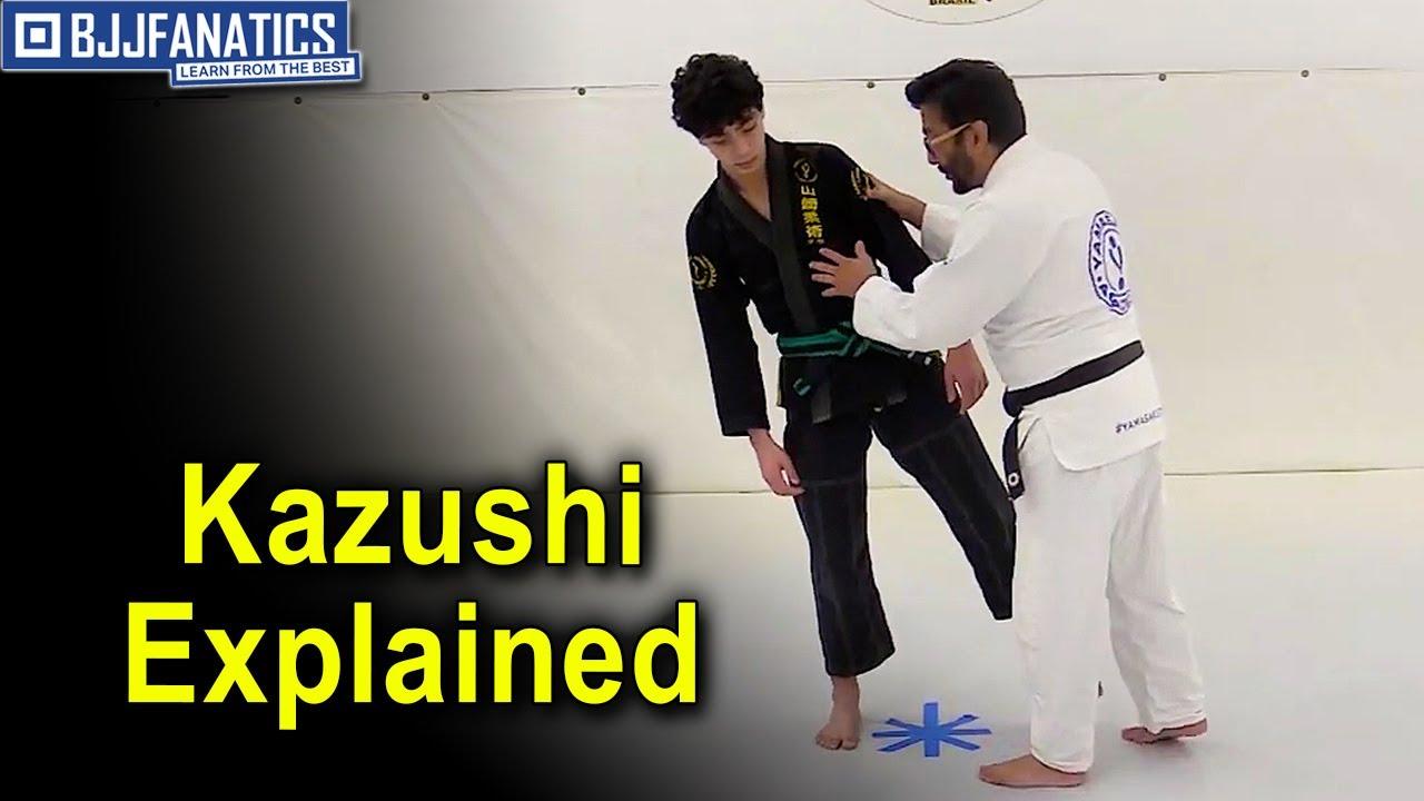 Kuzushi The Principle Of Off Balancing – BJJ Basics by Fernando Yamasaki
