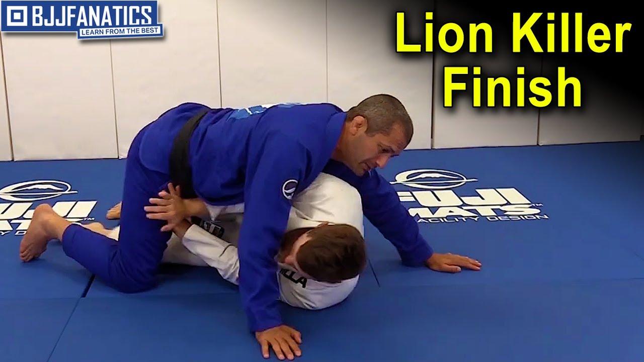Lion Killer Finish Part 2 by Dave Camarillo