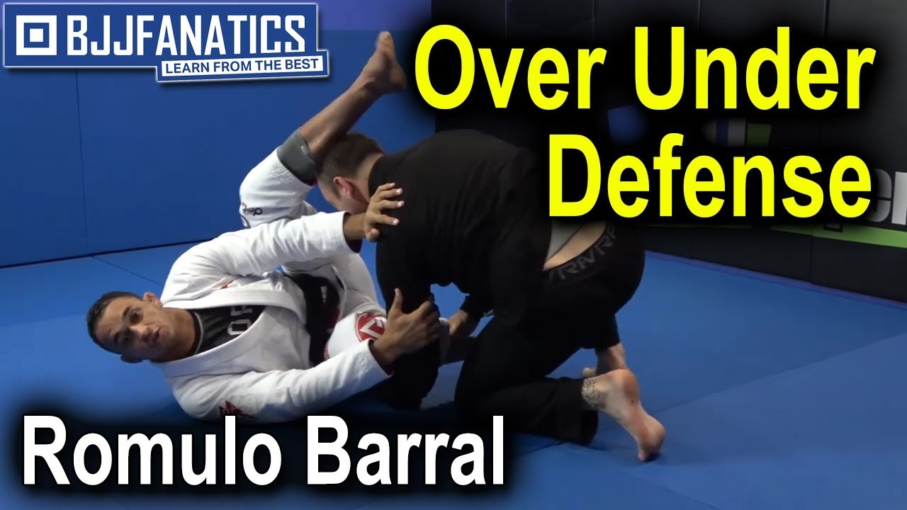 Over Under Defense by Romulo Barral