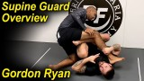 Overview Of The Supine Guard (BJJ Open Guard) by Gordon Ryan