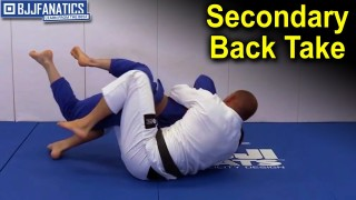 Secondary Back Take by Paul Schreiner