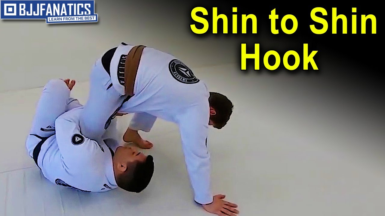 Shin to Shin Hook by Charles Negromonte