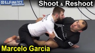 Shoot and Reshoot – BJJ Training by Marcelo Garcia