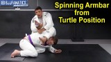 Spinning Armbar from Turtle Position by Marcus Buchecha Almeida
