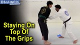 Staying On Top Of The Grips by Fernando Yamasaki