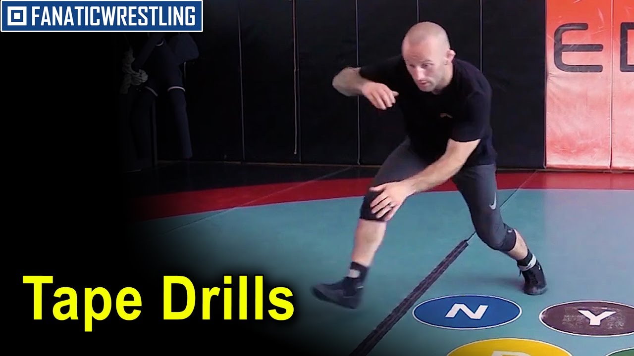 Tape Drills by Zach Tanelli