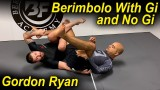 The Difference Between BJJ Berimbolo With Gi And No Gi by Gordon Ryan