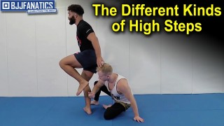 The Different Kinds of High Steps by Mike Perez