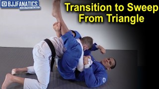 Transition to Sweep From Triangle by Fellipe Andrew