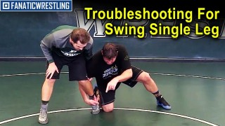 Troubleshooting For The Swing Single Leg by Stephen Neal