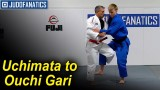 Uchimata to Ouchi Gari Combination by Jimmy Pedro