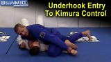 Underhook Entry To Kimura Control Part 2 by Dave Camarillo