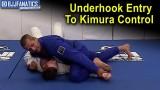 Underhook Entry To Kimura Control Part 2 by Dave Camarillo