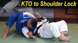 Using The KTO to Shoulder Lock by Andy Hung
