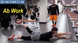 Ab Work For Grapplers by Gary Calcagno