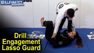 Drill Engagement Lasso Guard by Nathiely De Jesus