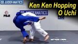Ken Ken Hopping O Uchi against Ai Yotsu & Kenka Yotsu by Satoshi Ishii