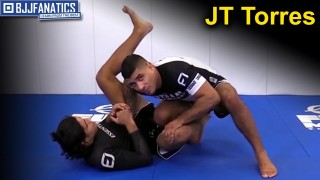Knee Shield to Knee Cut by JT Torres