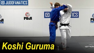 Koshi Guruma – Applying All the Concepts with Travis Stevens