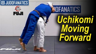 Master the Uchikomi Moving Forward with Travis Stevens