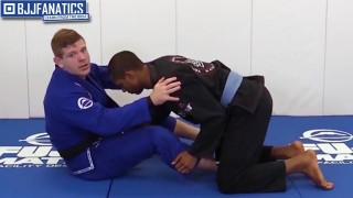 Short Arm Drag to Crucifix Armlock by John Gutta