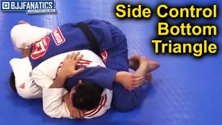 Side Control Bottom Triangle by Braulio Estima